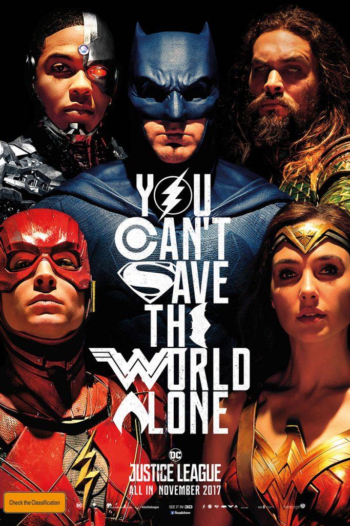 Dünyayı tek başına kurtaramazsın!